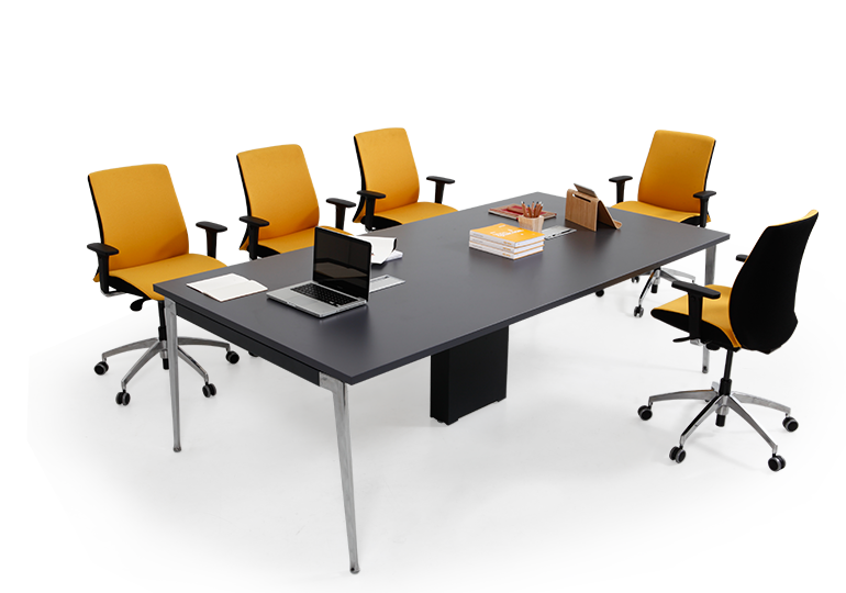 Office Freedom Office Desk Large 180x90cm White On Brosit Apsis Work Systems